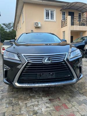Lexus RX 2017 350 F Sport FWD Gray   Cars for sale in Lagos State, Lekki