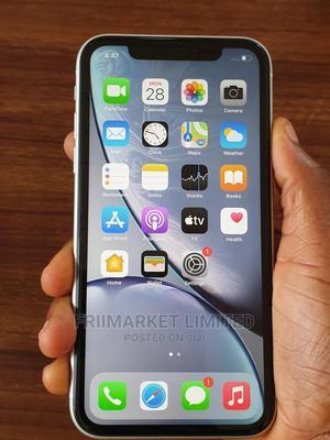 Apple iPhone XR 64 GB White   Mobile Phones for sale in Edo State, Okada