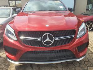 Mercedes-Benz GLE-Class 2016 Red | Cars for sale in Lagos State, Ikeja