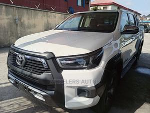 Toyota Hilux 2020 White | Cars for sale in Lagos State, Amuwo-Odofin