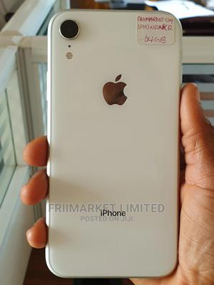 Apple iPhone XR 64 GB White   Mobile Phones for sale in Edo State, Egor