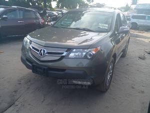 Acura MDX 2008 SUV 4dr AWD (3.7 6cyl 5A) Gray | Cars for sale in Lagos State, Apapa
