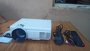 POWERFUL Mini Projector Q5 Fullhd Led Android WIFI, 1800LM   TV & DVD Equipment for sale in Lagos State, Gbagada