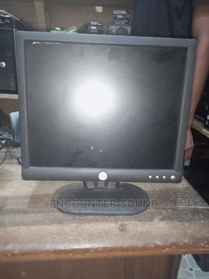 Fairly Used 19 Inches Dell Monitor   Computer Monitors for sale in Lagos State, Ojo