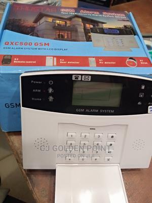 Gsm Wireless Lcd Home Burglar Alarm System | Safetywear & Equipment for sale in Lagos State, Ikeja