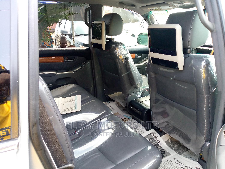 Archive: Lexus GX 2007 Silver