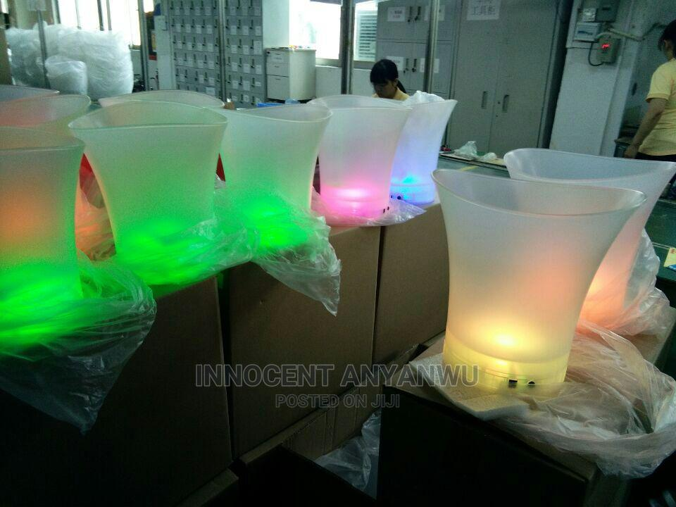 Archive: LED Champagne Bucket