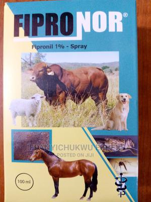 Fipronor (Dog and Cat Spray) 100ml | Pet's Accessories for sale in Abuja (FCT) State, Jabi
