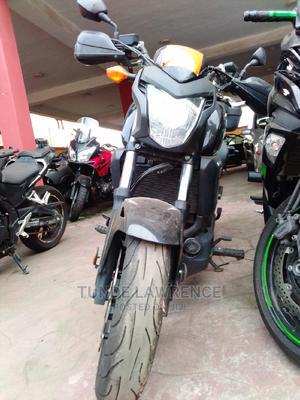 Honda 2014 Black | Motorcycles & Scooters for sale in Lagos State, Ifako-Ijaiye
