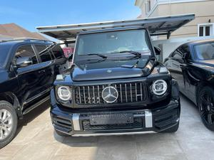 New Mercedes-Benz G-Class 2020 G 63 AMG 4MATIC Black | Cars for sale in Lagos State, Lekki