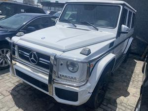 Mercedes-Benz G-Class 2017 G 63 AMG 4MATIC White | Cars for sale in Lagos State, Lekki