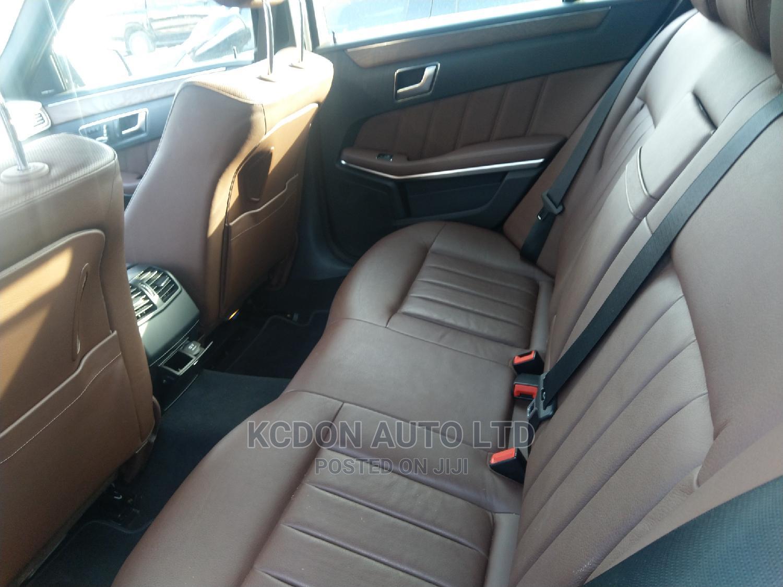 Mercedes-Benz E350 2015 Black | Cars for sale in Lekki, Lagos State, Nigeria