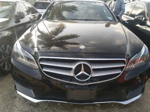 Mercedes-Benz E350 2015 Black | Cars for sale in Lagos State, Lekki