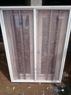 3 Fit by 3 Fit Casement Windows With Protector and Net | Windows for sale in Anambra State, Onitsha