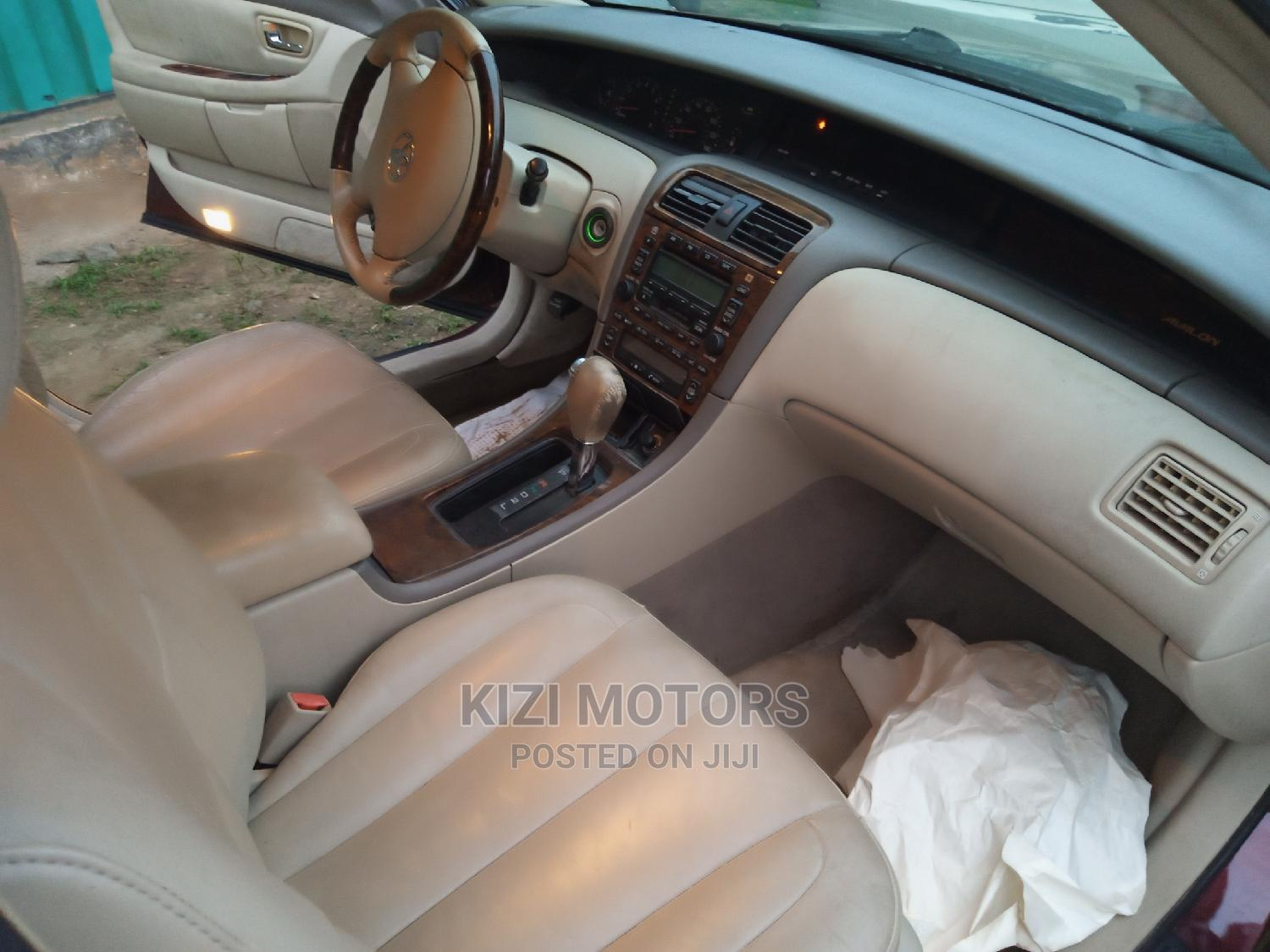 Toyota Avalon 2004 XL Red   Cars for sale in Isolo, Lagos State, Nigeria