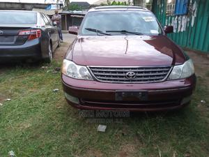 Toyota Avalon 2004 XL Red | Cars for sale in Lagos State, Isolo