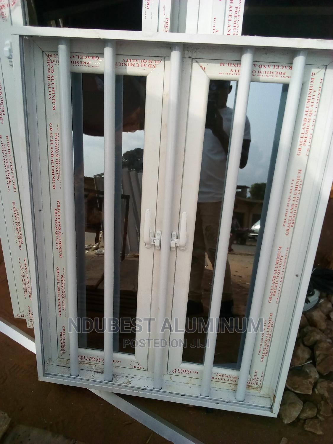 4 Fit by 4 Fit Casement Windows With White Protector
