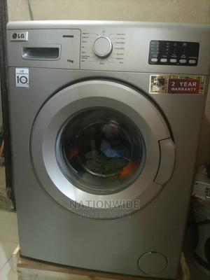 LG 10kg Washing Machine With Pure Coper | Home Appliances for sale in Lagos State, Ojo