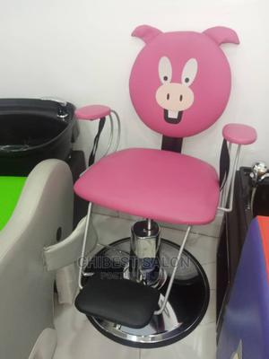 Pink Stylist Chair | Salon Equipment for sale in Abuja (FCT) State, Apo District