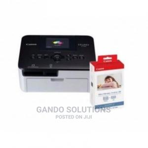 Canon Selphy Cp1000 Photo Printer Selphy Paper/Ink Combo | Printers & Scanners for sale in Lagos State, Ikeja