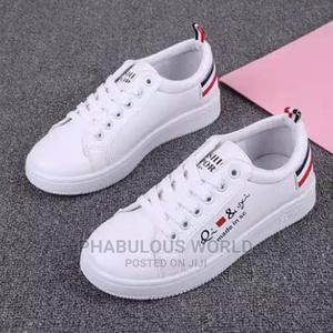 White Sneakers   Shoes for sale in Lagos State, Agbara-Igbesan