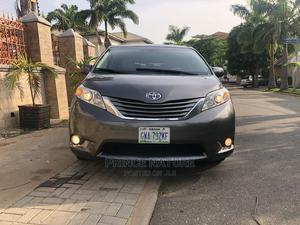 Toyota Sienna 2012 XLE 8 Passenger Gray | Cars for sale in Abuja (FCT) State, Garki 2
