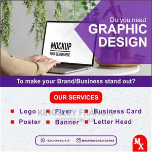 For Your Graphic Design,Flyers | Printing Services for sale in Lagos State, Ikeja