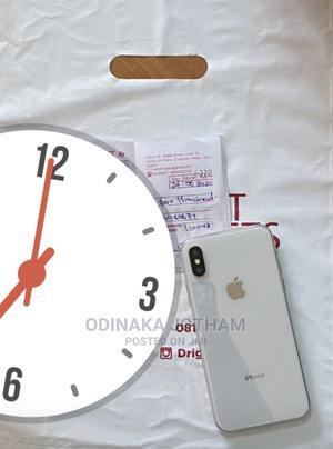 Apple iPhone X 64 GB White | Mobile Phones for sale in Enugu State, Enugu