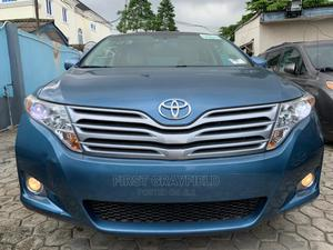 Toyota Venza 2011 V6 Blue | Cars for sale in Lagos State, Ikeja