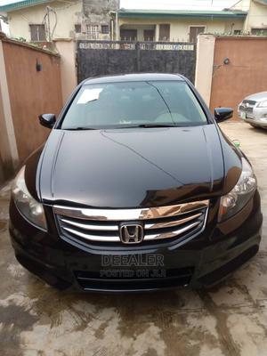 Honda Accord 2010 Sedan EX V-6 Black | Cars for sale in Lagos State, Isolo
