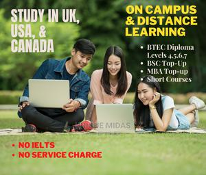 Easiest Cheapest Way To Study In The UK, USA Canada | Travel Agents & Tours for sale in Lagos State, Lagos Island (Eko)