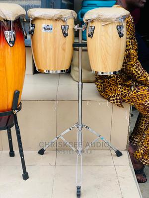 Premier Mini Conga Pair With Stand | Musical Instruments & Gear for sale in Lagos State, Ojo