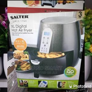4.5L Salter Digital Air Fryer   Kitchen Appliances for sale in Lagos State, Ojo