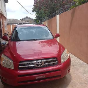 Toyota RAV4 2009 Sport 4x4 Red   Cars for sale in Lagos State, Magodo