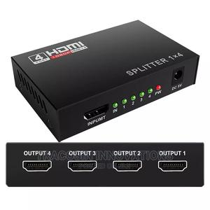 HDMI Splitter 4 Way  | Accessories & Supplies for Electronics for sale in Lagos State, Yaba