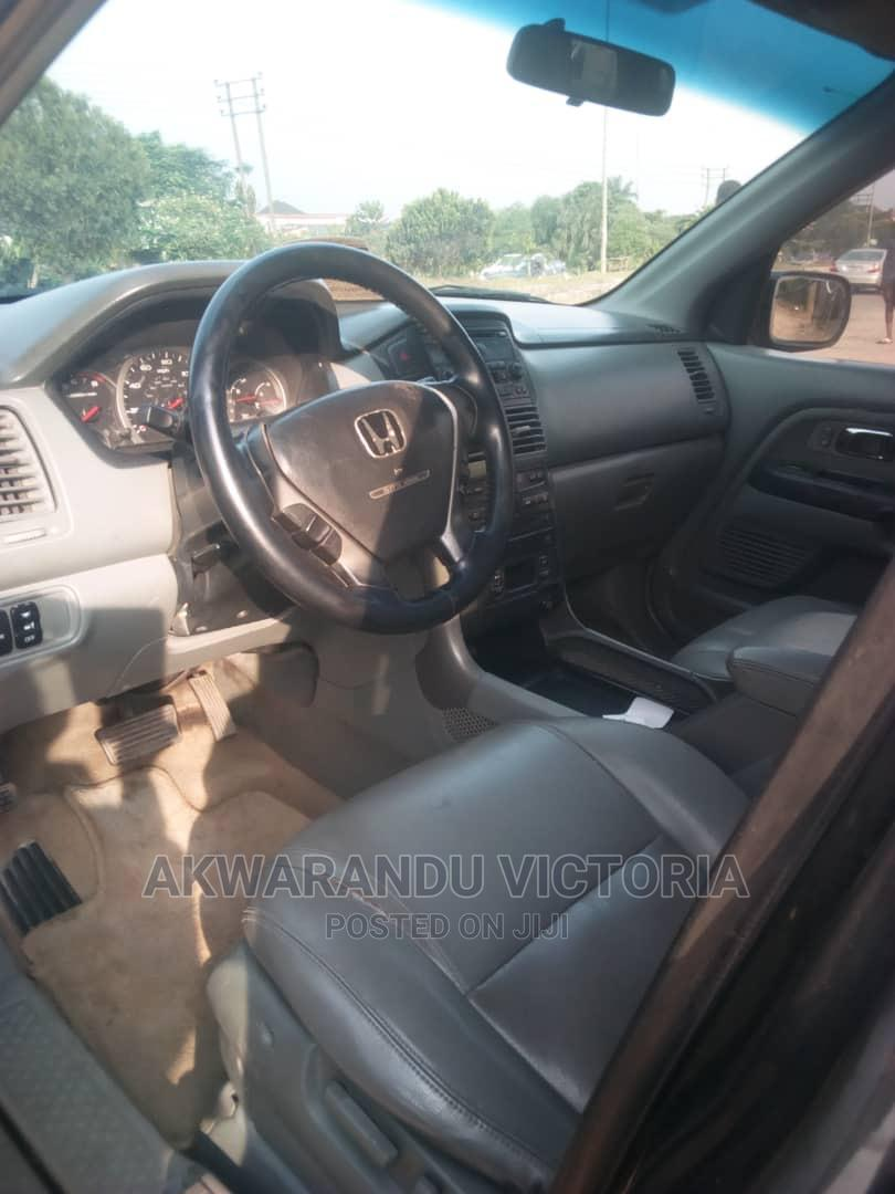 Honda Pilot 2004 Green | Cars for sale in Obio-Akpor, Rivers State, Nigeria