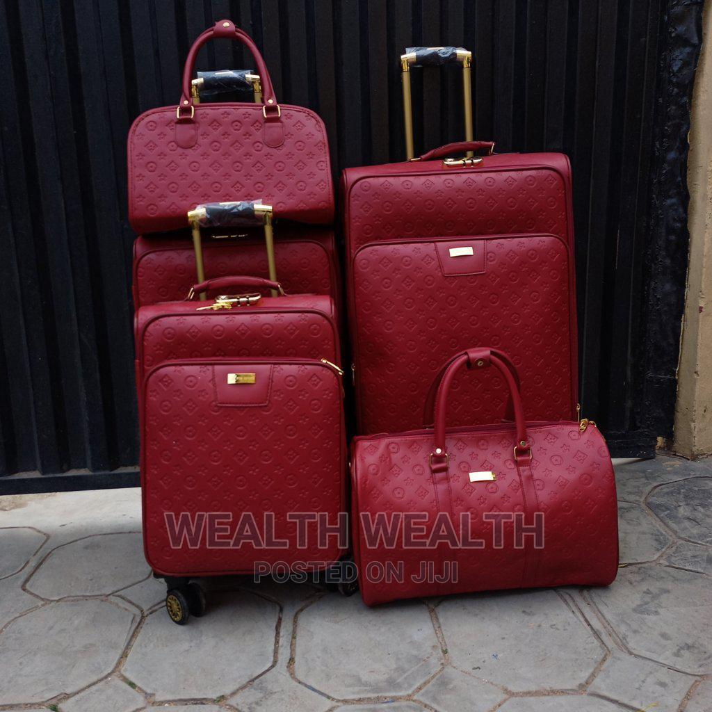 Leather Luggage Star Express 5 Set for Sale in Ikeja
