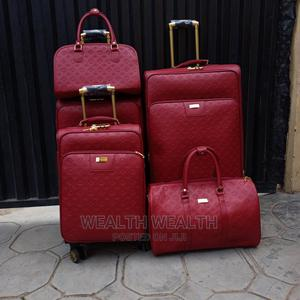 Leather Luggage Star Express 5 Set for Sale in Ikeja | Bags for sale in Lagos State, Ikeja