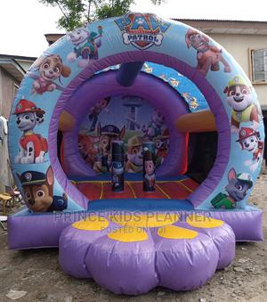 Pawpatrol Party Size Bouncy Castle Available for Rent | Party, Catering & Event Services for sale in Lagos State, Surulere