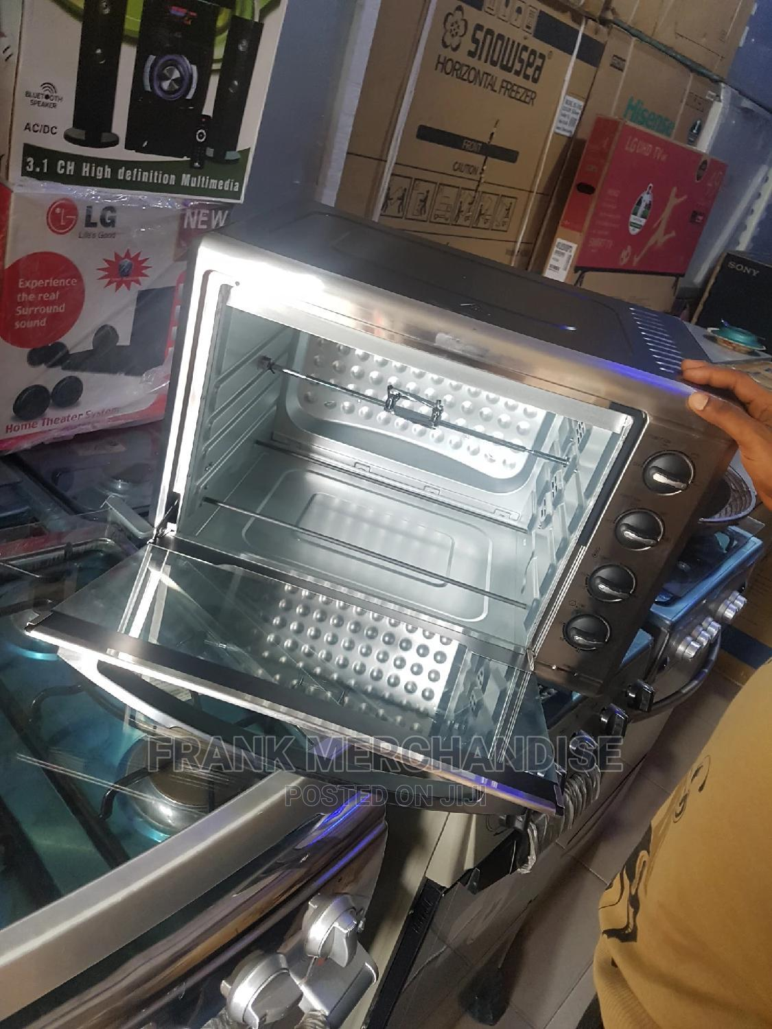 CROWN*STAR 60litters Electric Oven 100%Copper   Kitchen Appliances for sale in Ojo, Lagos State, Nigeria