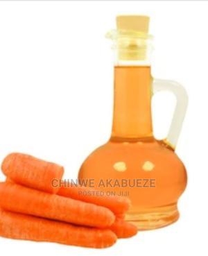 100% Organic Carrot Oil (500ml) | Skin Care for sale in Lagos State, Amuwo-Odofin