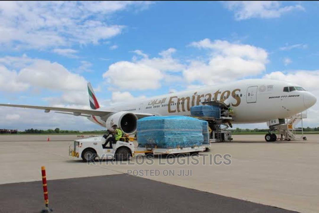 Nigeria to Thailand Door to Door Delivery