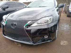 Lexus IS 2007 Black   Cars for sale in Edo State, Benin City