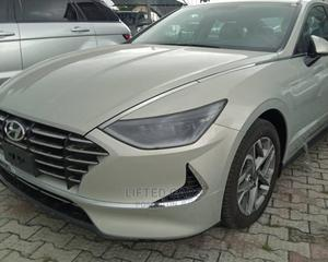 Hyundai Sonata 2020 Beige | Cars for sale in Lagos State, Ikeja