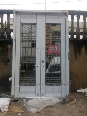 5ft Extra Height Swing Glass Doors. | Doors for sale in Lagos State, Orile