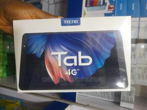 New Tecno DroiPad 7C Pro 32 GB Black   Tablets for sale in Lagos State, Ikeja