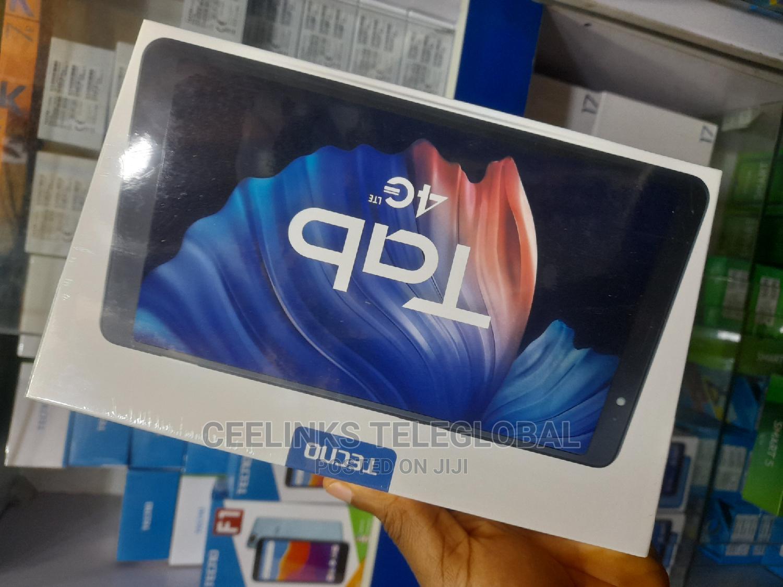 New Tecno DroiPad 7C Pro 32 GB Blue   Tablets for sale in Ikeja, Lagos State, Nigeria