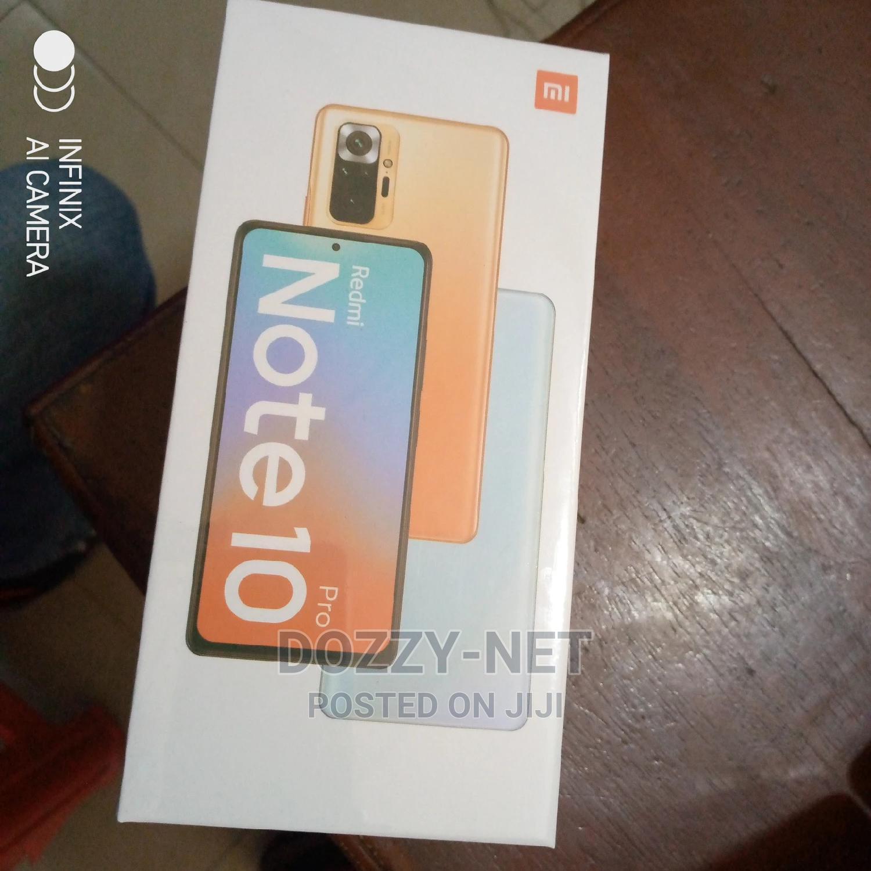 Archive: New Xiaomi Redmi Note 10 Pro 128 GB Blue