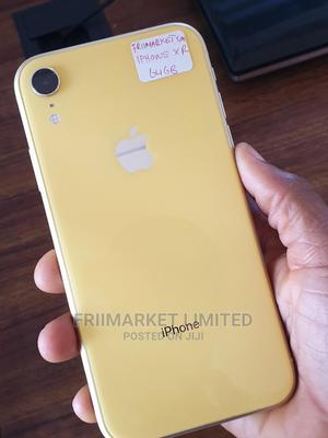 Apple iPhone XR 64 GB Yellow   Mobile Phones for sale in Edo State, Ikpoba-Okha