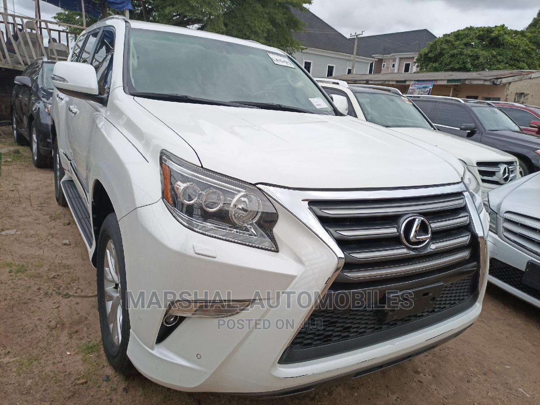 Lexus GX 2015 White | Cars for sale in Benin City, Edo State, Nigeria